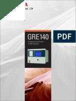 GRE140 Catalog Rev0