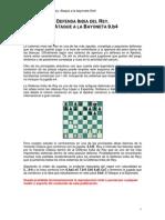 Ajedrez-Defensa India de Rey - Ataque a la Bayoneta 9. b4.pdf