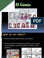 El Cómic.pptx
