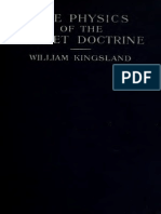 The Secret Doctrine of Physics