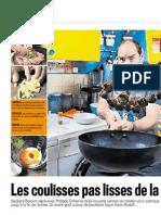 M-Magazine - Aux fourneaux - Gaspard Boesch