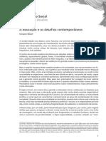 A Educação E Os Desafios Contemporâneos (Viviane Mosé) [3 p.].pdf