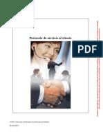 I1003-Protocolo Servicio Cliente