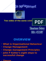 Organisational Behaviour Presentation