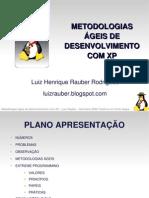 Metodologias Ágeis de Desenvolvimento com XP