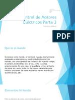 Control de Motores Eléctricos Parte 3