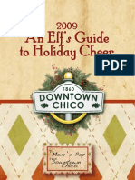Downtown Chico 2009 Holiday Guide