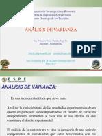Análisis de Varianza_MVUP,Mg.sc.