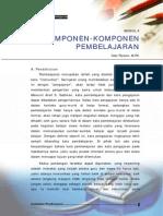 Komponen_Pembelajaran
