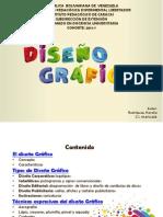 el diseño gráfico presentación