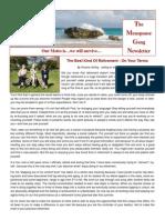Menopause Gang Newsletter No. 55 - Summer Issue
