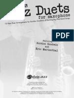 duets sax