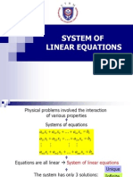 3.Systems of Linear Equations