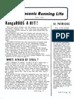 1983-04 Taconic Running Life April 1983