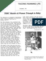 1993-09 Taconic Running Life September 1993