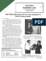 1995-01 Taconic Running Life January 1995
