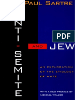 Anti Semite and Jew