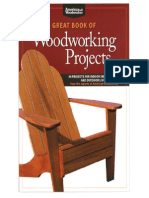 250 + WoodWorking Projects Part 1