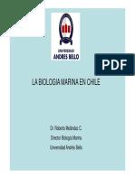 Charla Bio Marina