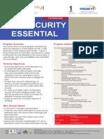 2014 Csm Security Essential