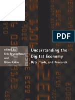 Brynjolfsson, Erik & Brian Kahin (Eds.) (2000). Understanding the Digital Economy - Data, Tools, And Research. Cambridge, MA, MIT Press