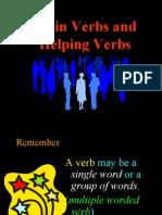 Main Verbs & Helping Verbs[1]