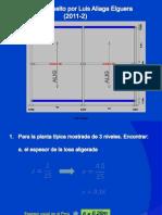 01º)Diseño de Viga Por Flexion (Luis Aliaga 2011-2)