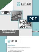 8 Manual de Diretrizes Industria Cosmética