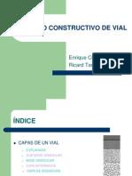 Proceso Constructivo de Vias