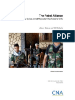 CNA Report on Syria's Armed Opposition