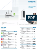 TP-LINK 2009 General Catalogue