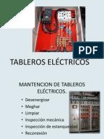 Mant Tablero Electrico