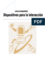 1.1 Dispositivos de Interaccion