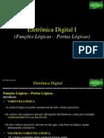 Eletronica Digital I