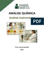 Apostila de Analise Instrumental 2012