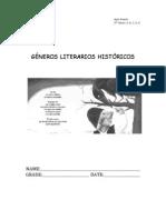 Géneros Literarios Históricos.doc