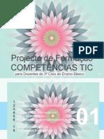 Projecto de Intervenção Educativa - Competencias TIC