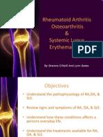Arthritis Ppt for Class