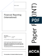 15083849 ACCA F7 Financial Reporting Solved Past Papers