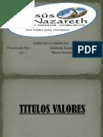 titulosvalorespresentacionada2-101123195024-phpapp01
