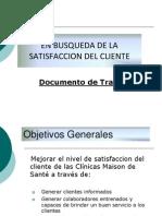 Propuesta - Plan Integral de Satisfaccion Al Cliente
