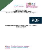 NormativaAdmiistrativaComiteEvaluacion Ajustada 11 12 13