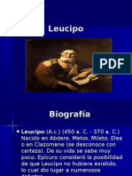 Leucipo