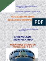 Presentación mODELO ACADÉMICO ABP