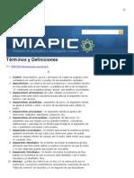 Términos y Definiciones _ Ministerio de Apologética e Investigación Cristiana