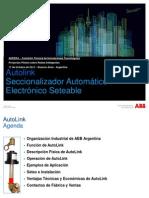 ADEERA OCT2012 Presentacion AutoLink Es