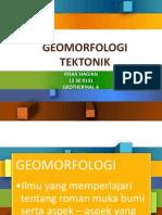 Geomorfologi