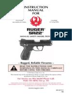 Sr 22 Pistol