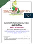 Bases Integradas Adjudicación de Menor Cuantia Nº 057-2013-Gr.caj - Shitamalca