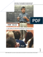 Lo Que Hacen Los Mejores Profesores Universitarios CAP 1